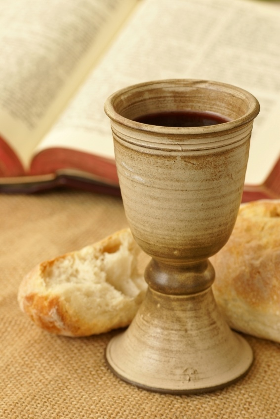 Which is it? Communion or Eucharist or the Last Supper? Yes.