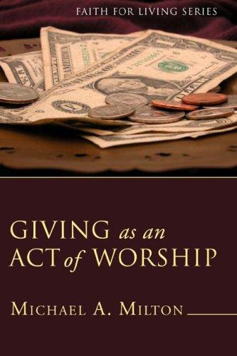 Giving Worship Philippians 4 10 20 Psalm 50 5 15