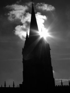 university-church-steeple