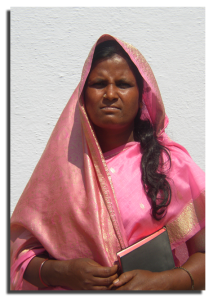 indian bible women