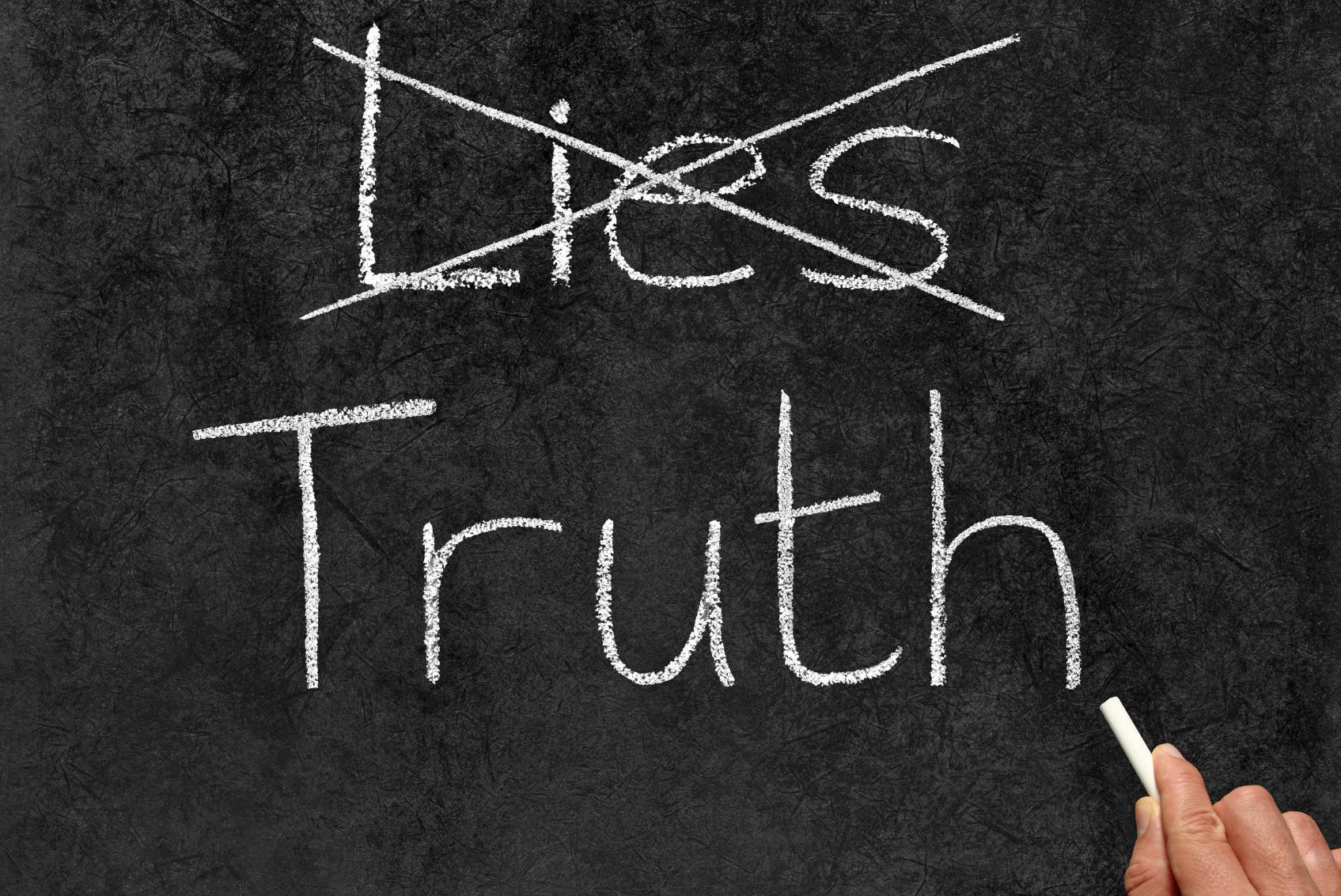 a nation of lies