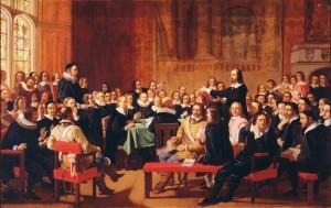 puritan thesis